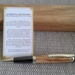 Boxed Elegant Sierra Pen in Exotic Wood