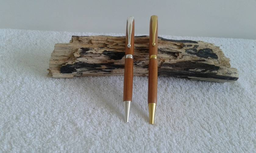 Slimline Ballpoint Pens - Made to Order