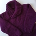 Size 1-2 years - 100% Merino Jumper - you choose the colour