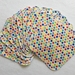 Baby wipes / wash cloths - set of 12