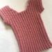 100% Merino Wool Newborn Baby Singlet