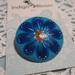 Brooch ~ Blue Flower
