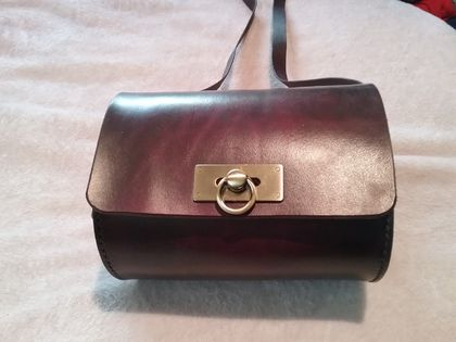 Handstitched Leather handbag
