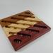Multi wood trivet