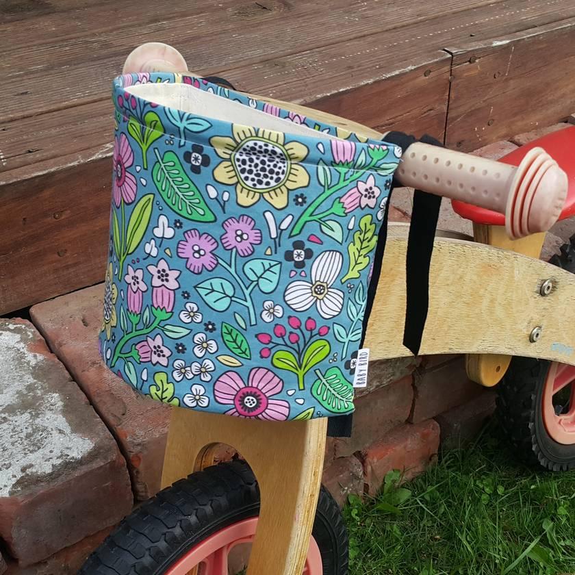 Floral Bike Nest