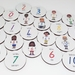 Tamariki (children) and numbers memory game