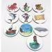 'Ocean adventures' story starter set