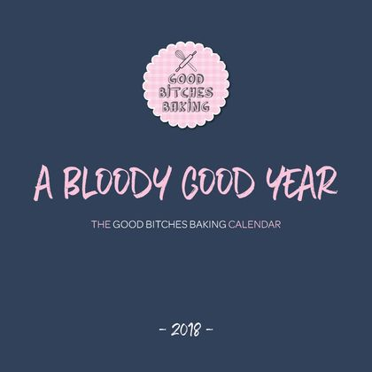 A Bloody Good Year Calendar