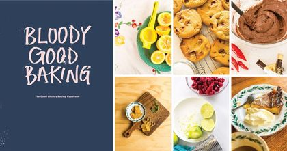 The Bloody Good Baking Cookbook