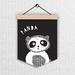 Panda - Wall Flag