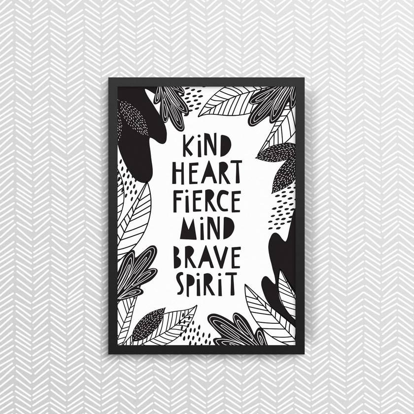 Brave Spirit - Print