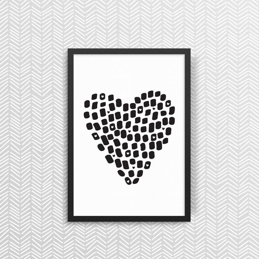 Lots Of Love - Print