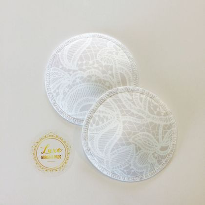 Luxe Nursing Pads Four Pack