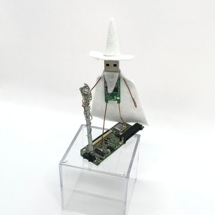 Gandalf the Recycled Bot