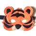 Tiger Felt Facemask
