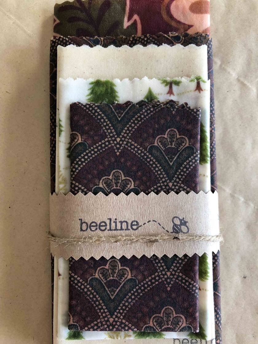 Beeline beeswax food wraps