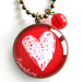 'Love Christchurch' Pendant Necklace