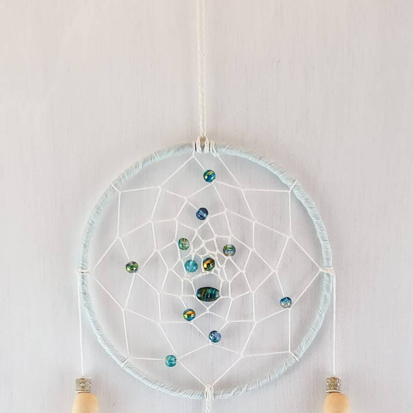 Aqua Dreamcatcher