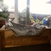 Recycled Wood Dog Bed (Small)