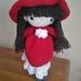Madeline Crochet Doll