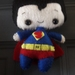 Superman Felt Toy