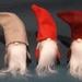 Christmas Tiny Gnomes (Felt)