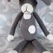 Roger Rabbit Crochet Soft Toy