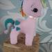 Felt Pony's Palm size