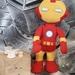 Felt Iron Man