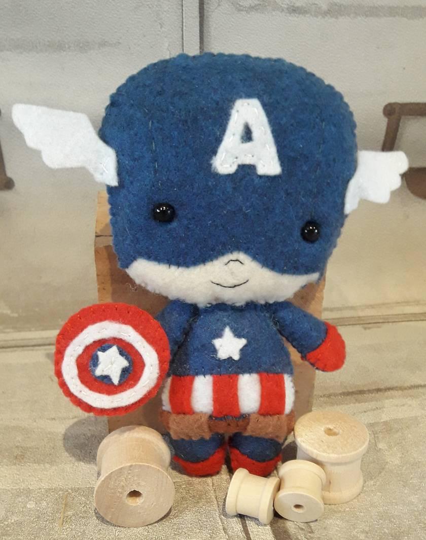 Palm Captain America
