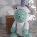 Unicorn Soft Toy