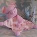 Little Piggy Lovey/Comforter