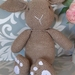 Rabbit Soft Toy (Large)