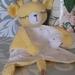 Giraffe Lovey/Comforter