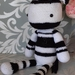 Zannie Zebra Soft Toy