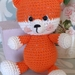 Little Fox Soft Toy