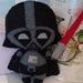 Darth Vader with light saber - Star Wars Felt Toy