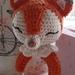 Vintage Fox Rattle