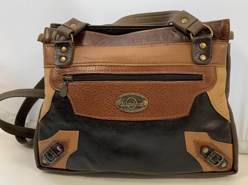 JN15 Genuine Leather Handcrafted Shoulder Bag