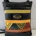 New Market V  Black and Bright Shoulder Bag