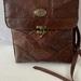 JJXLO Genuine Leather Shoulder Bag