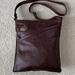 IPad Bag Genuine Leather Brown