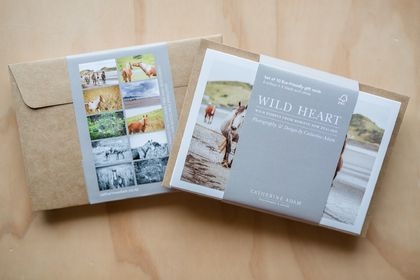 Wild Heart Greeting Card Set