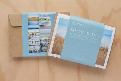Simply Being Gift Card Set of 10