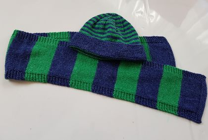 Scarf/ Hat Set