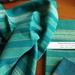 Handwoven kitchen / tea towels  'Teal' range