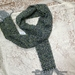 Warm and cosy winter scarf
