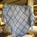 Baby blanket or perhaps a knee rug?