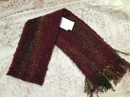 Classic cosy scarf
