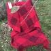 Handwoven Kid Mohair/Merino Blanket